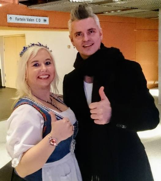 Jan Ove og meg