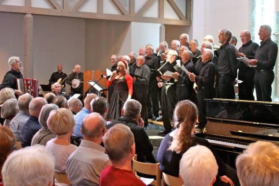 Konsert med Frimenn 5