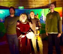 Magiske Middelalder på turnè